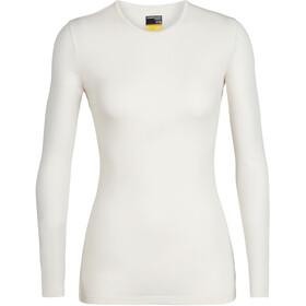 Icebreaker W's 175 Everyday LS Crewe Shirt Snow